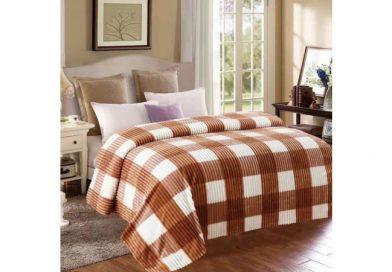Важный домашний текстиль: постельное белье и флисовые пледы оптом